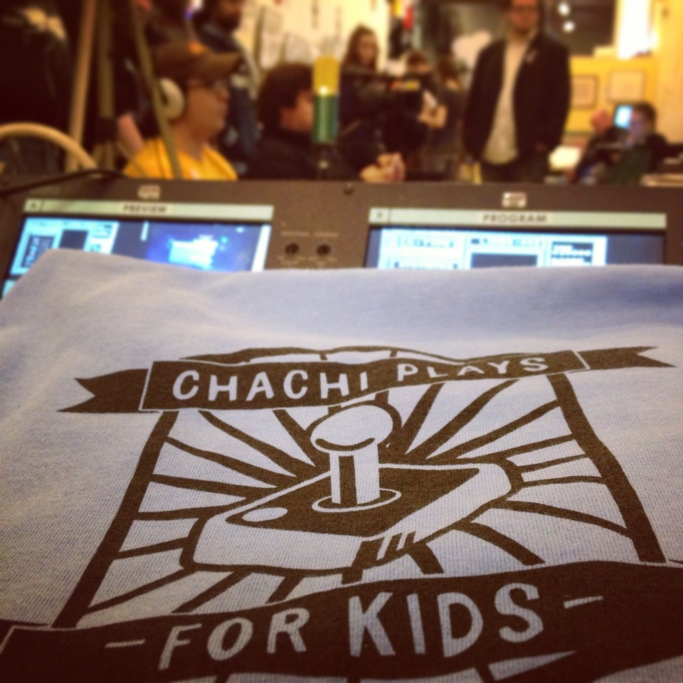 Chachi Plays for Kids
