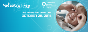 Extra Life Facebook Cover Photo