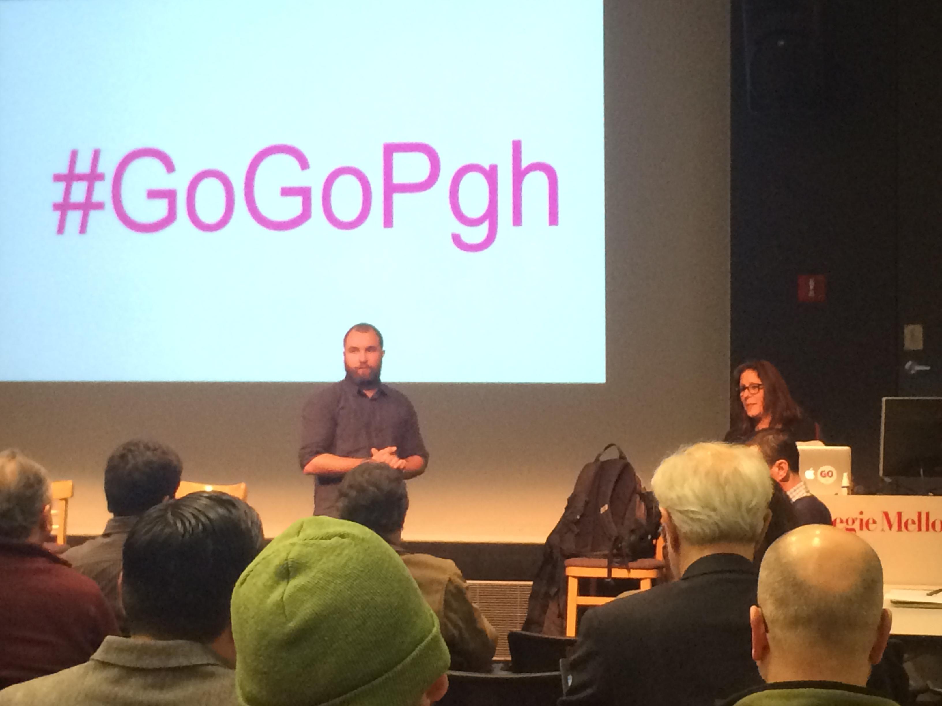 #GoGoPGH IndieGogo