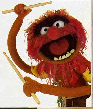 Animal - Chaos Muppet