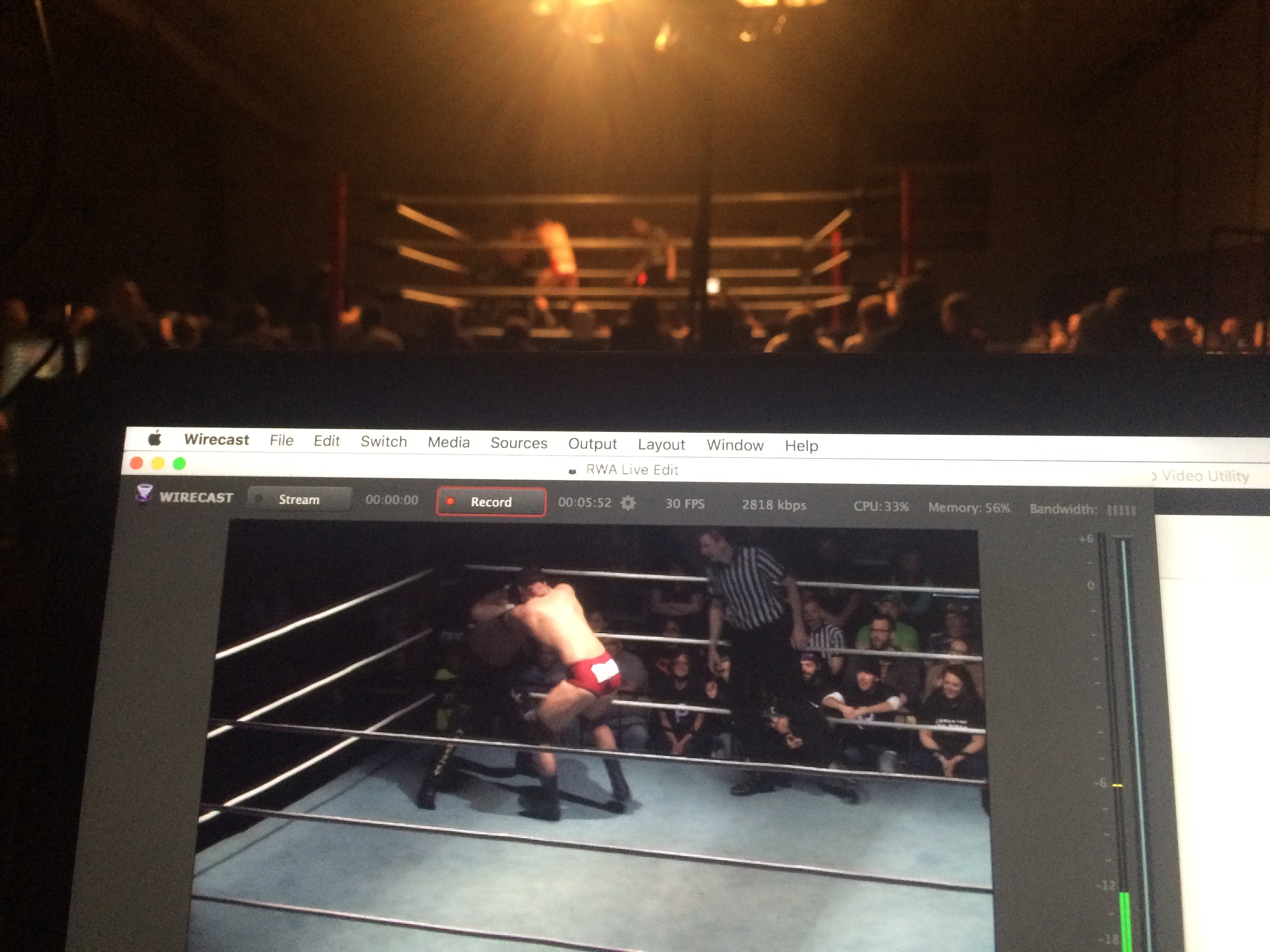 International Wrestling Cartel - Video production